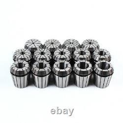 Precision ER40 Collet Set 29PCs Collet Chuck 1/8-1 for CNC Milling Lathe New