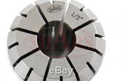 SHARS CNC Precision Ground Collets ER-40 1/8-1 12 Pcs Set DIN6499/B ER40 NEW