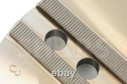 Shars 3pcs 8 Round Soft Steel Chuck Jaw Set For Kitagawa New R