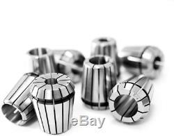 Silivn 26Pcs Er32 Spring Collet Set For Cnc Engraving Machine And Milling Lathe