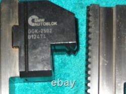 Smw Autoblock Master Jaws 3pcs. Set 315 Chuck W / Hard Jaws Ggk-2502