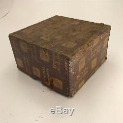 South Bend Original 5C Collet Set 16 pcs Original Box NOS Heavy 10 Lathe USA