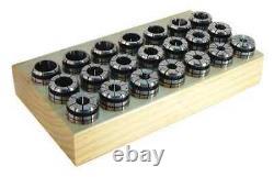 TECHNIKS 04011-65S Collet Set, TG150,1/64 in, 65 pcs