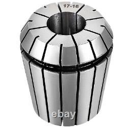 VEVOR Precision ER40 Collet Set 23 PCs ER40 Collet Chuck 3-25 mm for CNC Milling