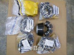 Weatherhead Eaton T410N series collet set 6pcs